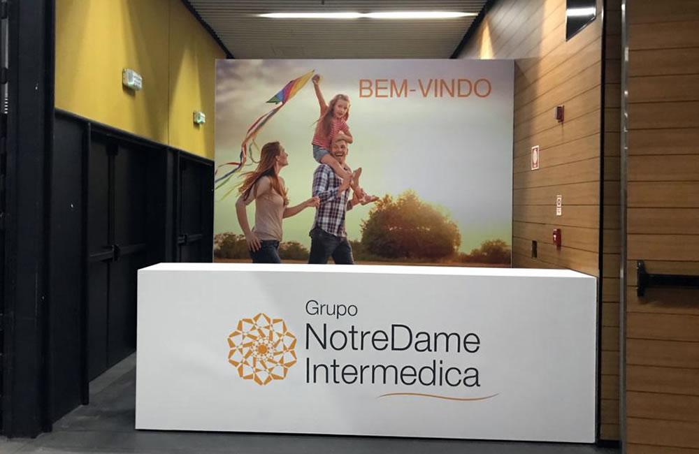 Projeto Cenografia Grupo Notre Dame - Criar Promoções